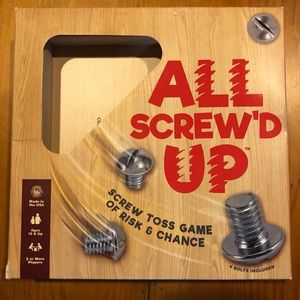 """""""All Screw'd Up"""" game"""